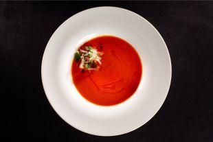 Гаспачо томатный с фенхелем
