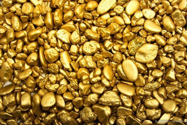 Добыча золота наКамчатке в2017г увеличилась на4,1% — Бюллетень EastRussia