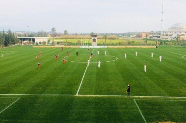Команда приняла решение, что завтра пропустим товарищескую игру— Футболист «Тосно» Быстров