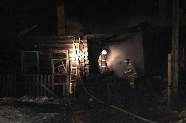 С начала года в Кунгурском районе произошло уже 15 пожаров, которые унесли жизни четырёх человек.