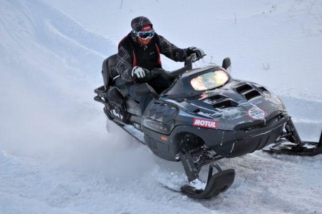 Следопытами будет восстановлен древний перегонный маршрут Саранпауль-Березово на снегоходах.