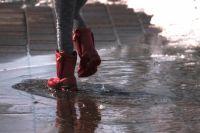 Несмотря на календарную зиму, пензенцам пришлось доставать резиновые сапоги.