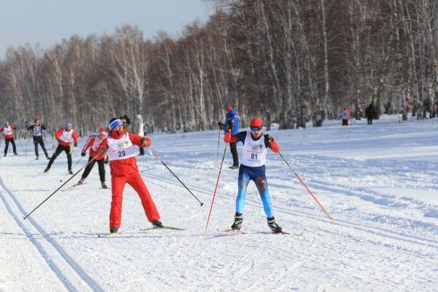 В субботу всех любителей лыжных гонок ждут на лыжне.