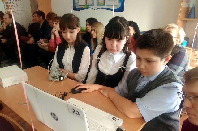 Новый математический класс появился в Мизоновской школе