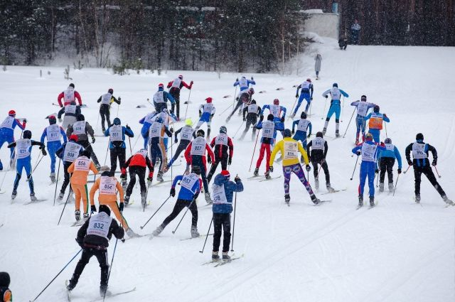 Камчатка вшестнадцатый раз первой вгосударстве отправится на«Лыжню России»