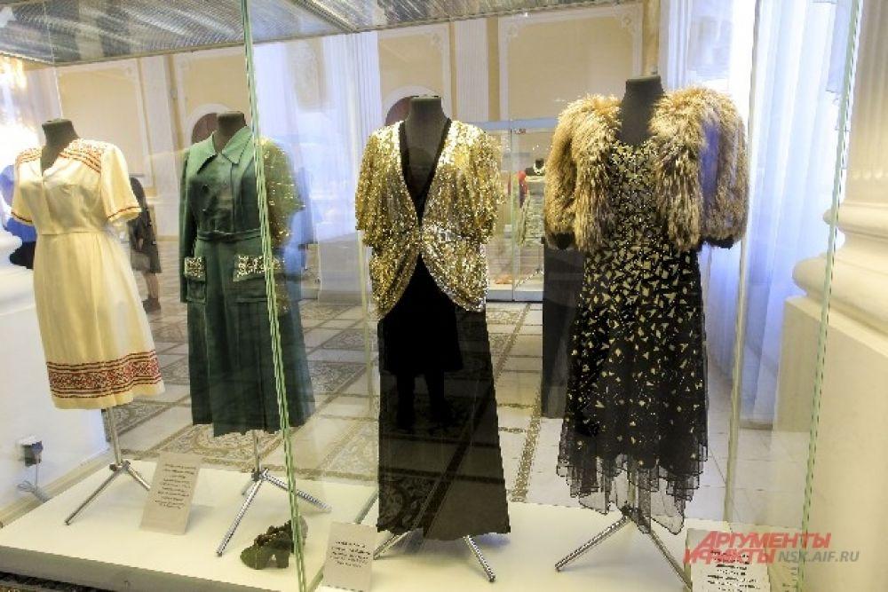 Так как выставка проходит в столице Сибири, организаторы постарались показать теплые модели в полном многообразии.
