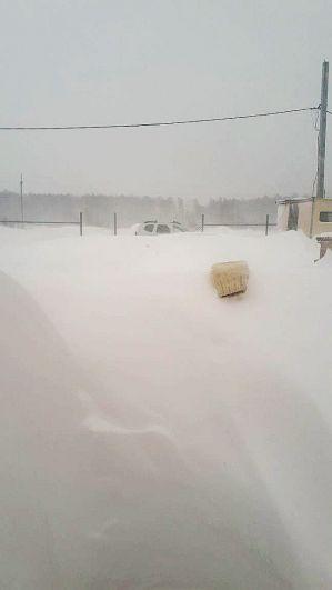 5 февраля, село Семиозерка Высокогорского района.