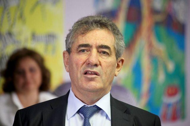 Исаак Калина.