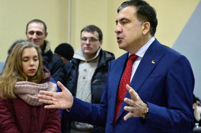 Суд отклонил жалобу Саакашвили на отказ предоставить ему убежище на Украине