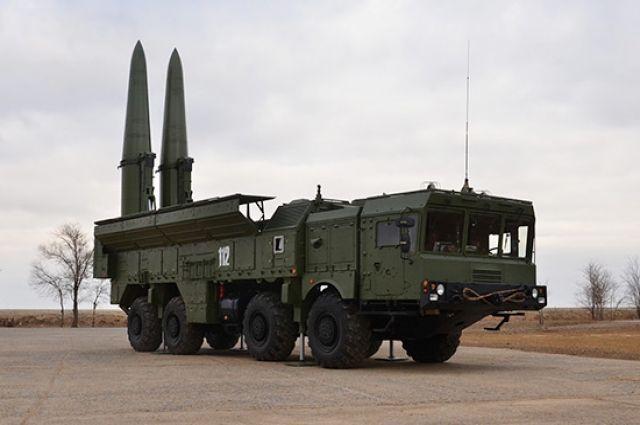 СМИ Литвы сообщили о переброске в Калининград комплексов «Искандер».