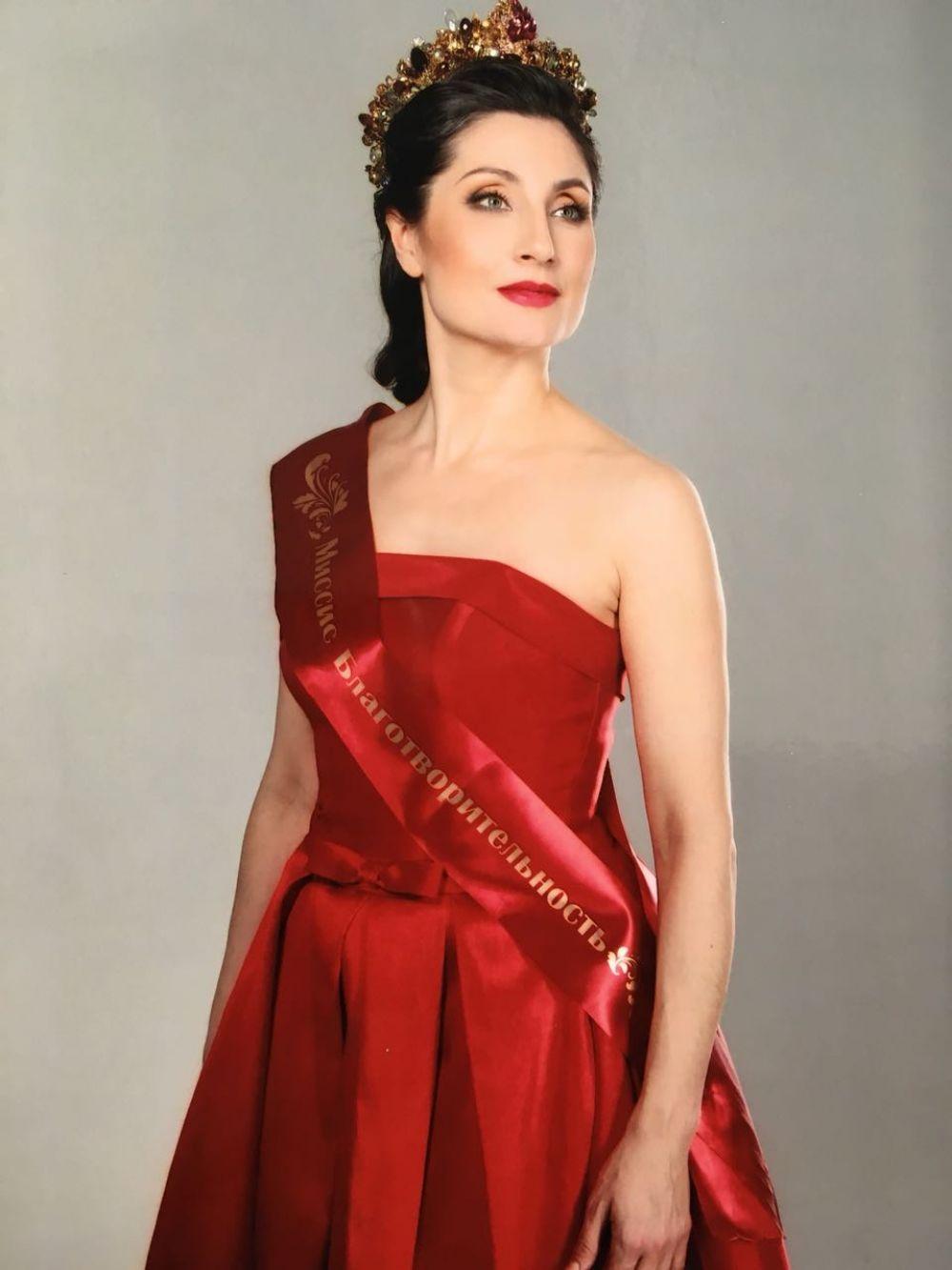 В 2017 году она стала одной из номинанток «Миссис Россия».