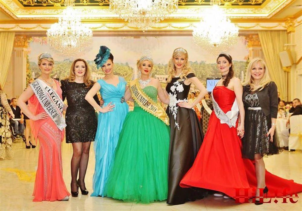 """Конкурс """"Бабушка Вселенная"""" прошел в конце января в столице Болгарии Софии. Илия - в красном."""