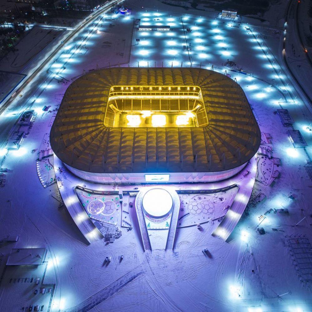 1 февраля 2018 года президент России Владимир Путин совершил облёт стадиона «Ростов-Арена».