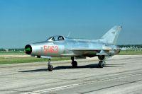 Хорватия потребовала у Украины замены на новые четырех сломавшихся МиГ-21