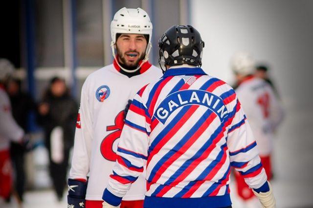 Андрей Галанин.