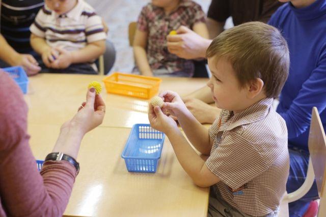 Первую лекотеку в Иркутске посещают 17 детей.