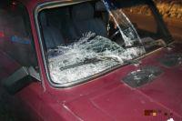 Водитель «ВАЗа» сбил мужчину на пешеходном переходе.