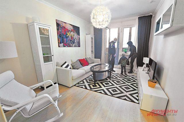 В шоу-руме на ВДНХ можно увидеть, какой может быть ваша «реновационная квартира».