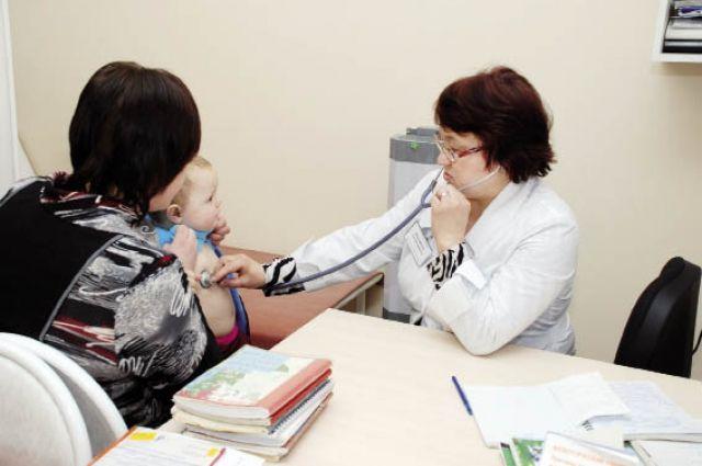 В омском регионе увеличилось количество заболеваний гриппом и ОРВИ.