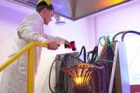 Сотрудники малого инновационного предприятия «Лаборатория базальтового стекла» инновационного центра «Мозгово» ПГНИУ запатентовали изобретение «Холодный тигель».