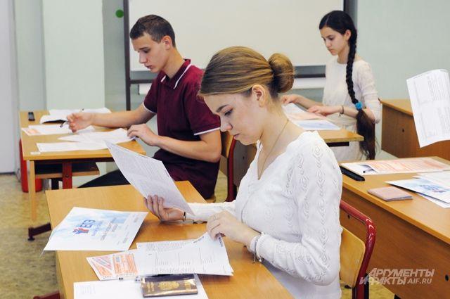 Собянин: Засемь лет в столице выстроено практически 300 образовательных учреждений