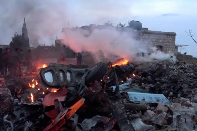 Тело сбитого вСирии летчика доставили в Российскую Федерацию