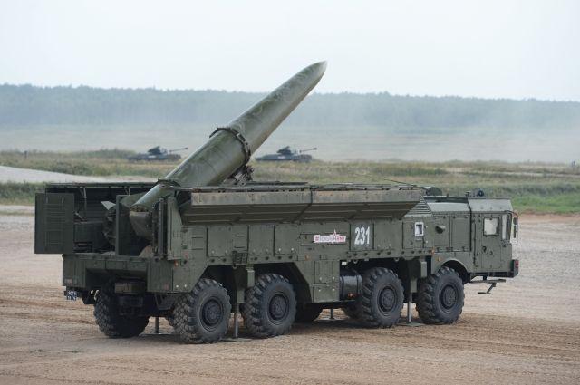 Ракетные комплексы «Искандеры» выгрузили вКалининградском порту— агентура  Литвы