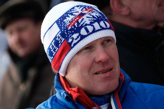 Сергей Чепиков.