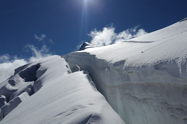 Ртуть из тающих ледников может привести к катастрофе человечества - ученые - Real estate