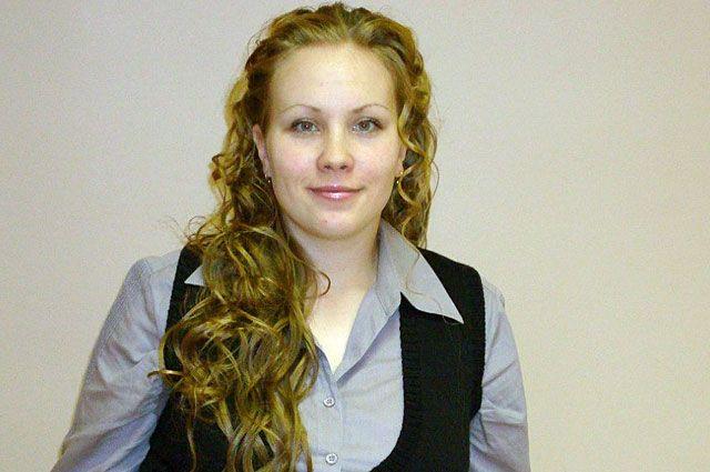 Екатерина Любашкова.