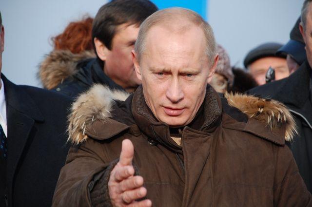Президент России приехал в Красноярск второй раз за год.