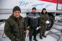 Жители поселка Кышик - в очереди к врачу