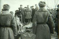 Степана Перекальского похоронили в Парке Пионеров.