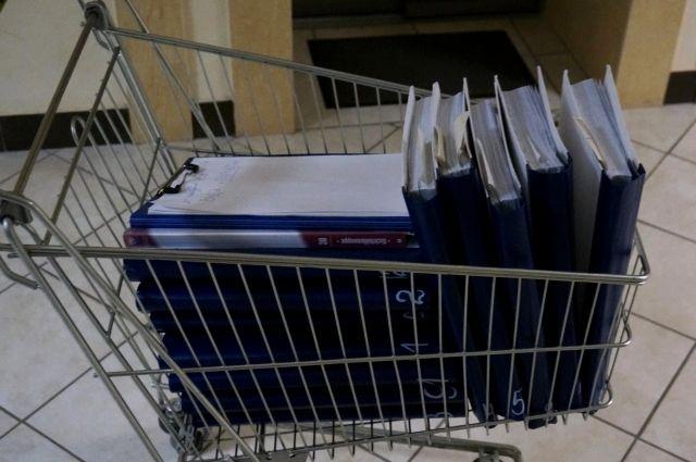 Материалы уголовного дела составили 27 томов.