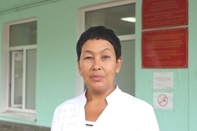 Рита Валеева