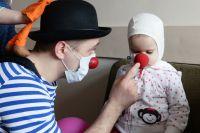 В Российской детской клинической больнице в Москве.