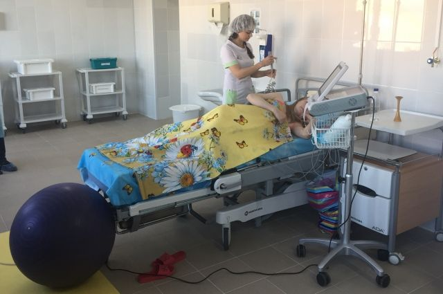 За несколько дней в акушерском физиологическом отделении на свет появилось 17 малышей.