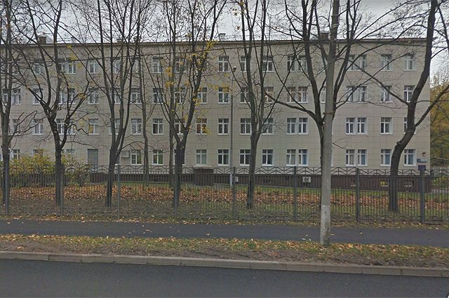 Новое здание Центра «Солнечный круг».
