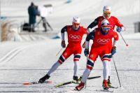 Олимпийская сборная Норвегии.