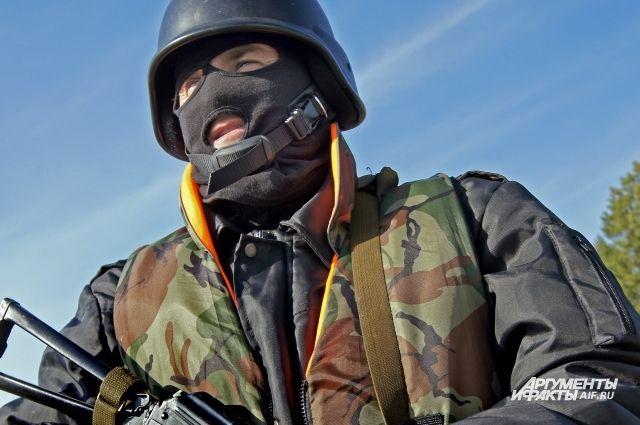 Во время спецоперации в Калининграде задержаны несколько человек.