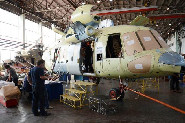Вертолет Ми-171Е2 успешно прошел летные испытания