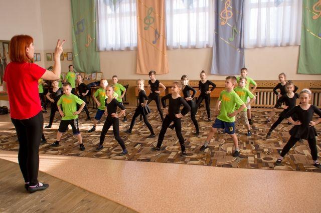 Поддержка творческих детских коллективов Искитимского района.