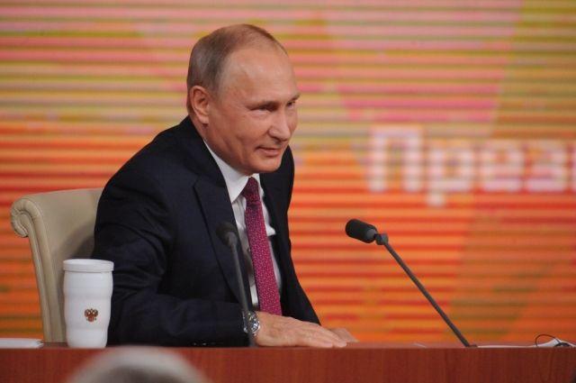 Владимир Путин побывал в Красноярске с однодневным визитом.