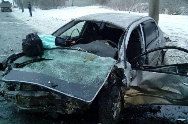 ВЧелябинске обвиняемый всовершении ДТП счетырьмя погибшими заключен под стражу