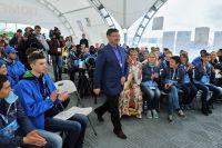 Губернатор Тюменской области Владимир Якушев