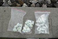 Наркотики предназначались для сбыта.