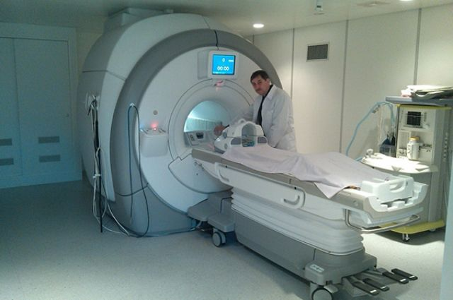 Минздрав рассказал о сроках ремонта сломавшегося томографа в облбольнице.