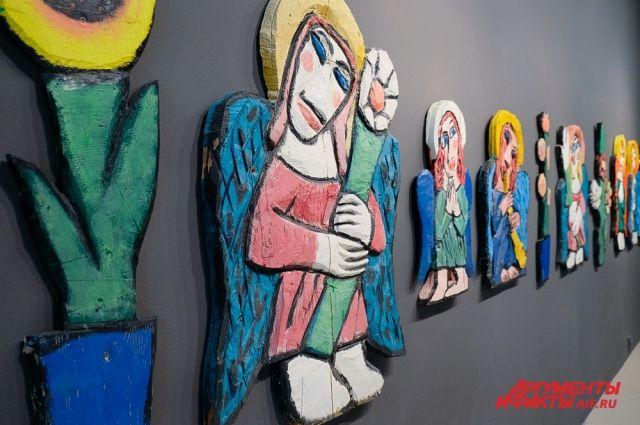 В музее современного искусства PERMM проходит выставка «Открытая коллекция».