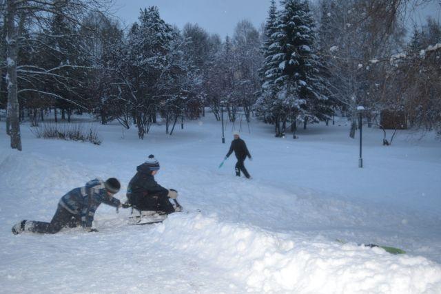 Синоптики рассказали о погоде на выходных в Кемеровской области.
