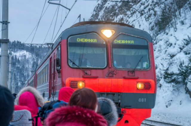Время пути мурманского поезда доПетербурга сократится на1 час 20 минут